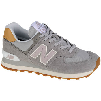 Schoenen Dames Lage sneakers New Balance WL574NA2 Grise