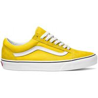 Schoenen Heren Skateschoenen Vans Old skool Geel