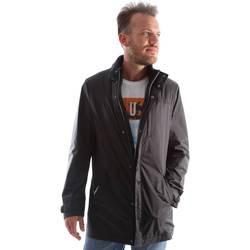 Textiel Heren Jacks / Blazers Geox M6221F T2224 Zwart
