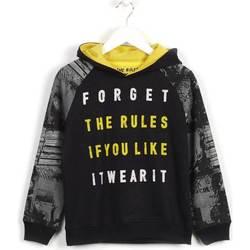 Textiel Kinderen Sweaters / Sweatshirts Losan 623 6003AA Zwart