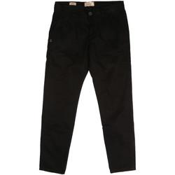 Textiel Heren Chino's Gaudi 721BU25006 Zwart