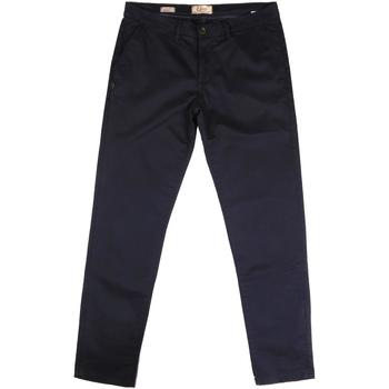 Textiel Heren Chino's Gaudi 721BU25006 Blauw