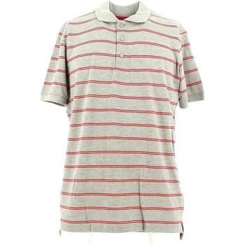 Textiel Heren Polo's korte mouwen City Wear THMR5201 Grijs