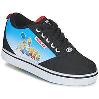 Schoenen Kinderen Schoenen met wieltjes Heelys Pro 20 Prints Zwart