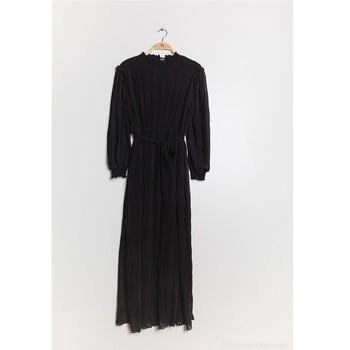 Textiel Dames Lange jurken Fashion brands 9805-2-0-NOIR Zwart