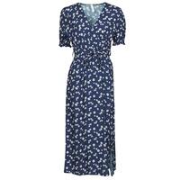 Textiel Dames Korte jurken Fashion brands 11118-BLEU Marine