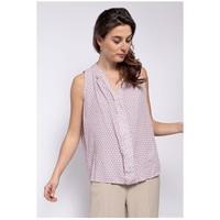 Textiel Dames Tops / Blousjes Fashion brands TP25-PINK Roze