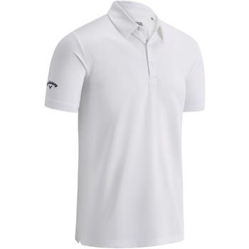 Textiel Heren Polo's korte mouwen Callaway CW025 Helder wit