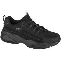 Schoenen Heren Lage sneakers Skechers D'Lites 4.0 Noir