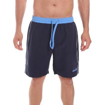 Textiel Heren Korte broeken / Bermuda's Diadora 102175862 Blauw