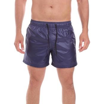 Textiel Heren Zwembroeken/ Zwemshorts Sundek M504BDP9600 Blauw