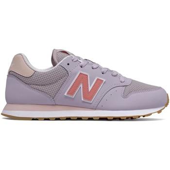 Schoenen Dames Lage sneakers New Balance NBGW500BE1 Paars
