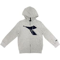 Textiel Kinderen Sweaters / Sweatshirts Diadora 102175893 Grijs