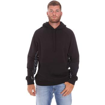 Textiel Heren Sweaters / Sweatshirts Diadora 502175821 Zwart