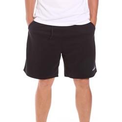 Textiel Heren Korte broeken / Bermuda's Diadora 102175673 Zwart