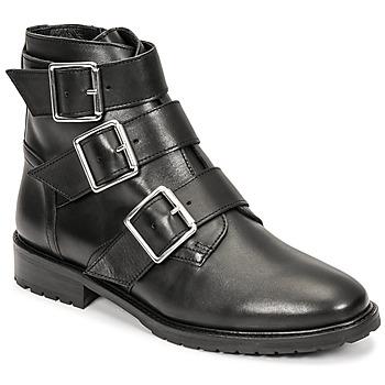 Schoenen Dames Laarzen Cosmo Paris VOLLINI Zwart