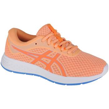 Schoenen Kinderen Running / trail Asics Patriot 11 GS Orange