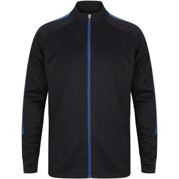 Textiel Dames Trainings jassen Finden & Hales  Marine/Loyaal Blauw