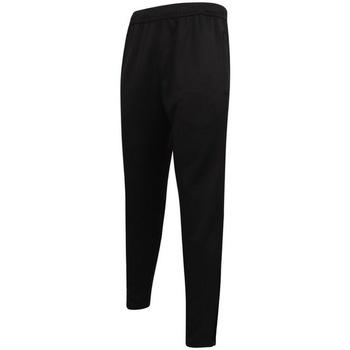 Textiel Heren Trainingsbroeken Finden & Hales LV881 Zwart