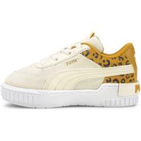 Schoenen Kinderen Lage sneakers Puma Cali sport roar ac inf Beige