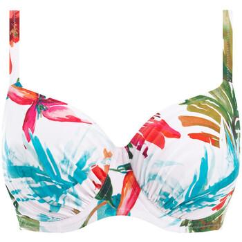 Textiel Dames Bikinibroekjes- en tops Fantasie FS501201 AQE Wit