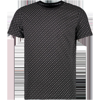 Textiel Heren T-shirts korte mouwen Cars Jeans Aminimo TS 5198401 Zwart