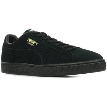 Schoenen Heren Lage sneakers Puma Suede Classic XXL Zwart