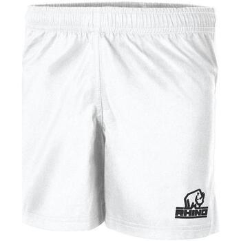 Textiel Korte broeken / Bermuda's Rhino  Wit
