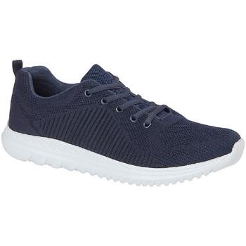 Schoenen Lage sneakers Dek  Marine