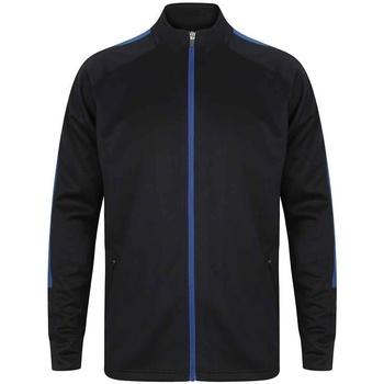 Textiel Heren Trainings jassen Finden & Hales LV871 Marine / Loyaal