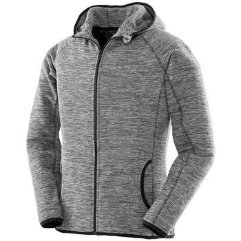 Textiel Dames Sweaters / Sweatshirts Spiro S245F Grijs/Zwart