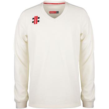 Textiel Kinderen Sweaters / Sweatshirts Gray-Nicolls GN29J Ivoor