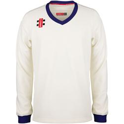 Textiel Kinderen Sweaters / Sweatshirts Gray-Nicolls GN29J Ivoor/Zwaar