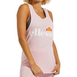 Textiel Dames Mouwloze tops Ellesse Abigaille Vest Women Other