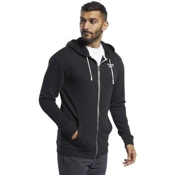 Textiel Heren Sweaters / Sweatshirts Reebok Sport  Zwart