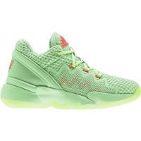 Schoenen Kinderen Basketbal adidas Originals  Groen