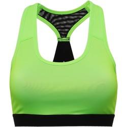 Textiel Dames Sport BH's Tridri TR920 Bliksemgroen