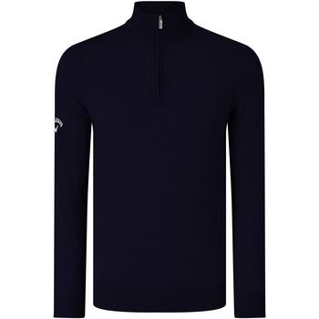Textiel Heren Sweaters / Sweatshirts Callaway CW075 Peacoat Marine