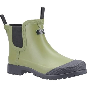 Schoenen Dames Regenlaarzen Cotswold  Groen