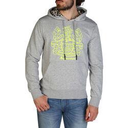Textiel Heren Sweaters / Sweatshirts Aquascutum - qmf016l0 Grijs