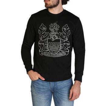 Textiel Heren Sweaters / Sweatshirts Aquascutum - fai001 Zwart