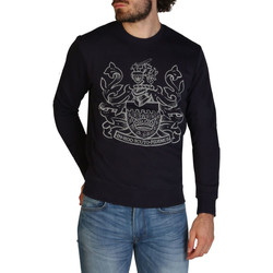 Textiel Heren Sweaters / Sweatshirts Aquascutum - fai001 Blauw