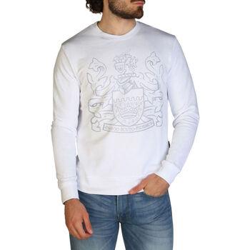 Textiel Heren Sweaters / Sweatshirts Aquascutum - fai001 Wit