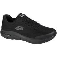 Schoenen Heren Lage sneakers Skechers Arch Fit Noir