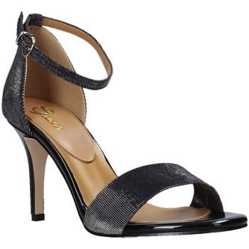 Schoenen Dames Sandalen / Open schoenen Grace Shoes 934003 Zwart