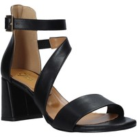 Schoenen Dames Sandalen / Open schoenen Grace Shoes 380034 Zwart