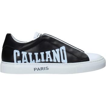 Schoenen Heren Lage sneakers John Galliano 11007/CP B Zwart