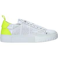 Schoenen Heren Lage sneakers John Galliano 11016/CP A Wit