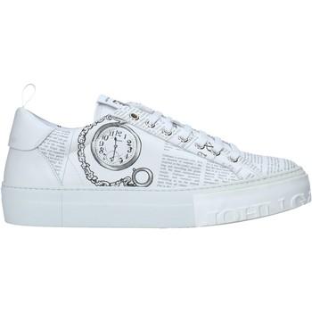 Schoenen Heren Lage sneakers John Galliano 11018/CP A Wit