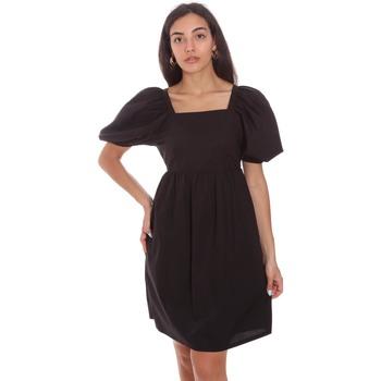 Textiel Dames Korte jurken Fracomina F321SD1004W40001 Zwart